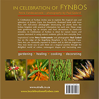 Book : In Celebration Of Fynbos - Struik Publishers - Gondwana Studio - Design & Photography - Cape Town, South Africa - http://www.gondwanastudio.com/xMedia/Portfolio/Book/Fynbos_Cover2.jpg [© 1981 gondwanastudio.com]